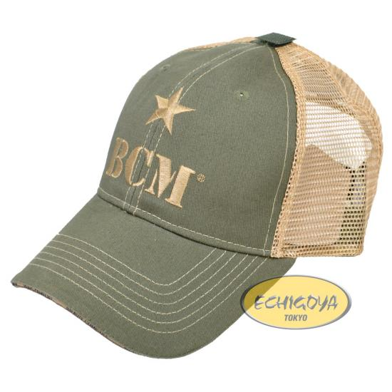 BCM Cover - Green / Tan VENTED