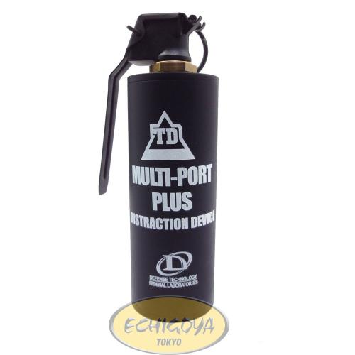 TD Stun Grenade Type Gas Charger
