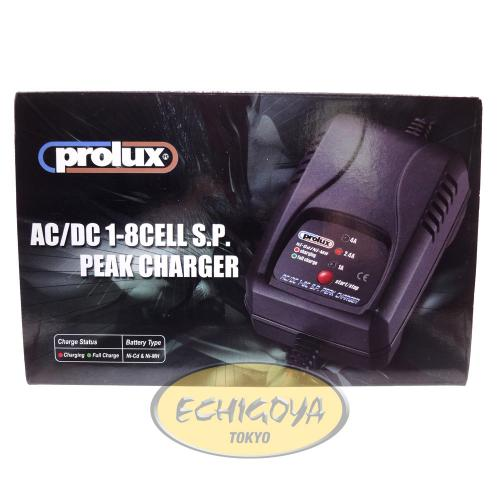 AC 1-8C/DC 1-7C SP PEAK CHARGER