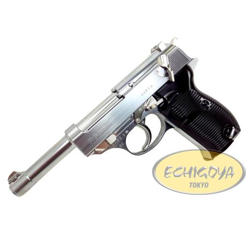 WALTHER P38 ac41 Silver