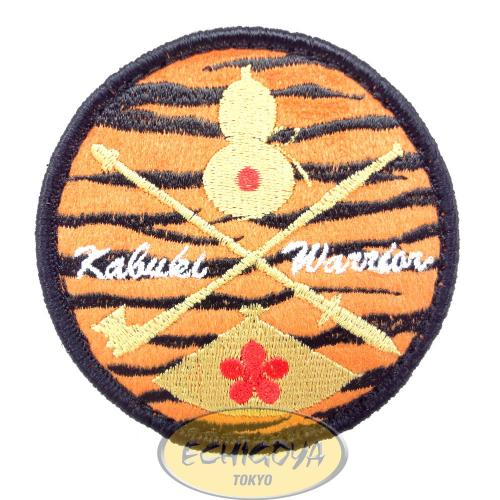 VOLK KABUKI WARRIOR PATCH