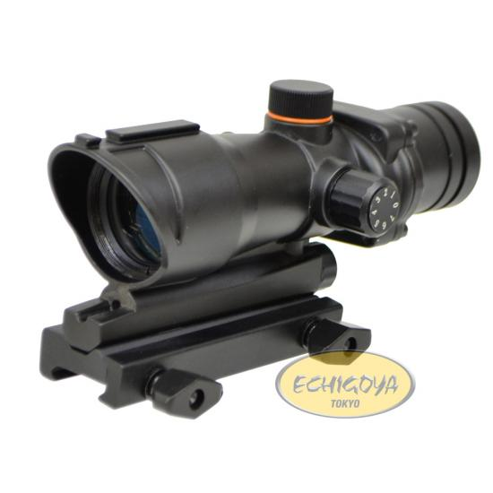 Illuminated Combat Scope ACOG TYPE