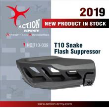 T10 Snake Flash Suppressor