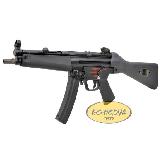 MP5A4 AEG(JPver./HK Licensed)