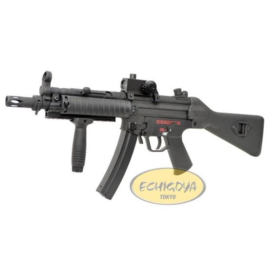 MP5A4 RIS Full Metal