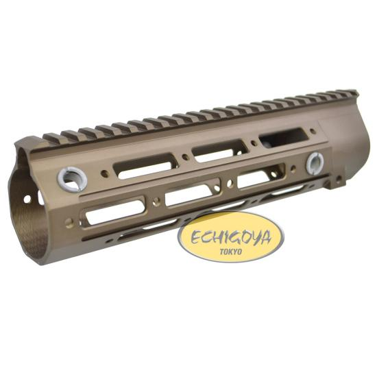 "416 REM 10.5"" Rail for VFC/UMAREX HK416 AEG/GBB (Dark Earth)"