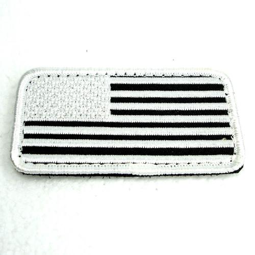 VOLK U.S.A FLAG PATCH / BLK × WHT
