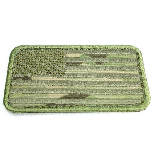 VOLK U.S.A FLAG PATCH / MULTICAM COLOR
