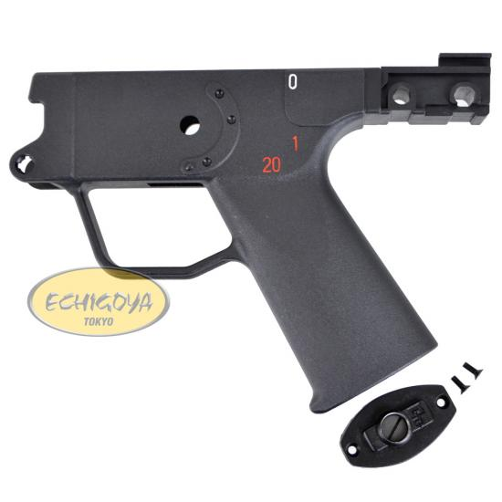Reinforced Polymer Lower Receiver for G3A3/A4/SG1/MC51