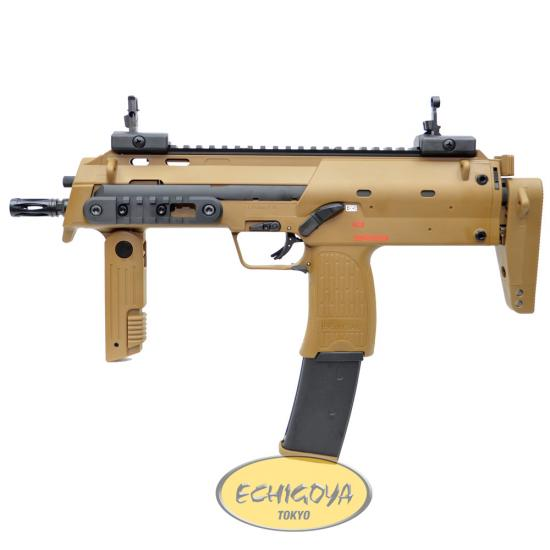 MP7A1 TAN/RAL8000 GBBR (JPver./HK Licensed)