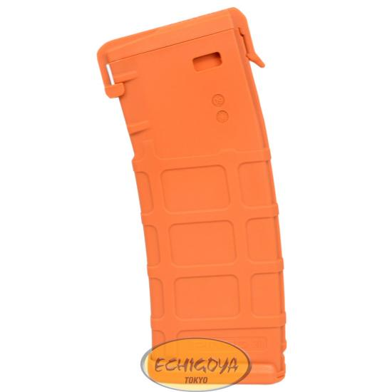 PMAG M-Version (Mid Cap 120 Rds) / Orange