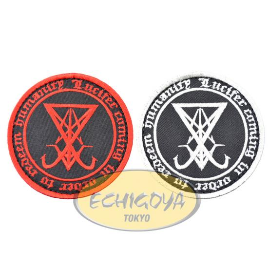 TERRITORY LUCIFER PATCH