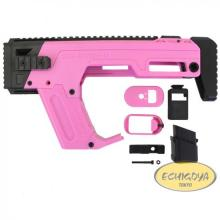 SRU Glock PDW Advanced キット SAKURA Pink (AEP/GBB対応)