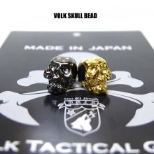 VOLK SKULL BEAD / COATING
